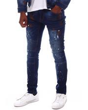 Buyers Picks - Moto Jean w Airbrush and Paint Splatter Detail-2617703