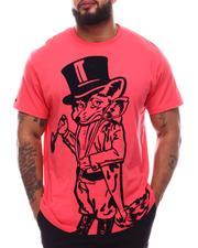AKOO - Flock Slick Knit T-Shirt (B&T)-2620282