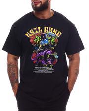 Hustle Gang - Blackest Light T-Shirt (B&T)-2620285