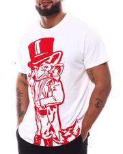 Shirts - Flock Slick Knit T-Shirt (B&T)-2620295