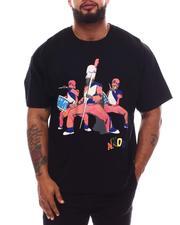 AKOO - Drumline Knit T-Shirt (B&T)-2620326