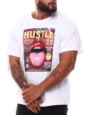 Hustle Gang - Hustle T-Shirt (B&T)-2620343