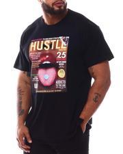Hustle Gang - Hustle T-Shirt (B&T)-2620347