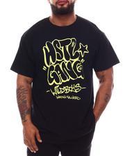 Hustle Gang - Fame Seeker T-Shirt (B&T)-2620417