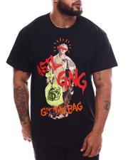 Hustle Gang - Marble Money T-Shirt (B&T)-2620421