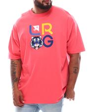 LRG - Icon Tiger Stacked T-Shirt (B&T)-2619020