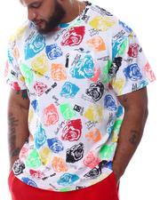 Hustle Gang - Gummy Bear Knit T-Shirt (B&T)-2620195