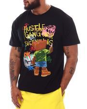 Hustle Gang - Street Bulletin T-Shirt (B&T)-2620354