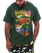 Hustle Gang - Street Bulletin T-Shirt (B&T)-2620375