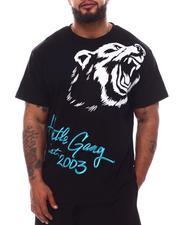 Hustle Gang - Papa Bear Knit T-Shirt (B&T)-2620385