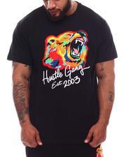 Hustle Gang - Yogi SS T-Shirt (B&T)-2620391