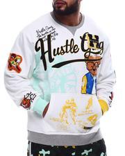 Hustle Gang - Pile Up Crew Sweatshirt (B&T)-2620441