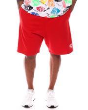Hustle Gang - Spectrum French Terry Shorts (B&T)-2620938