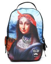 Backpacks - Trap Mona Backpack (Unisex)-2619230