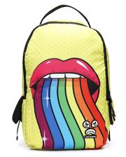 Bags - Rainbow Lips Backpack (Unisex)-2619235