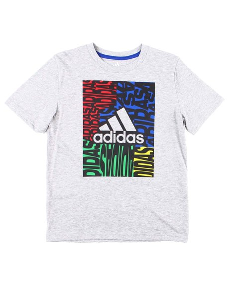 Adidas - Colorblock BOS Tee (8-20)