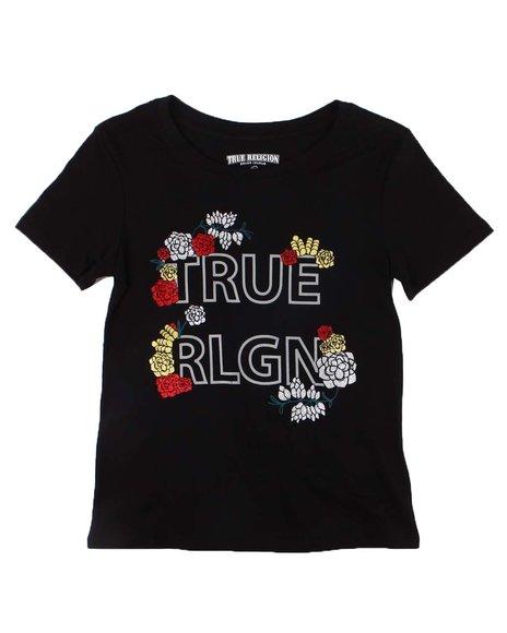 True Religion - Flower Tee (7-16)