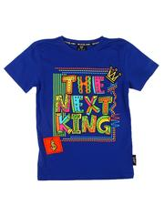 SWITCH - The Next King Embroidered Tee (8-20)-2605790