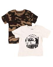 Tony Hawk - 2 Pack Camo & Graphic T-Shirts (4-7)-2606995