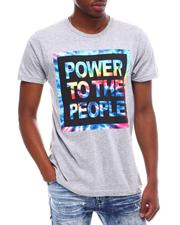 Men - Power to the People Tee-2620023