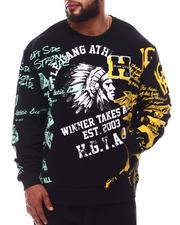 Pullover Sweatshirts - All In Crew Sweatshirt (B&T)-2620448