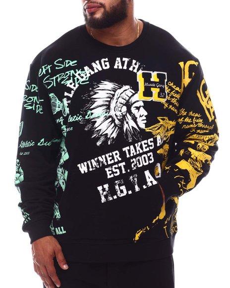 Hustle Gang - All In Crew Sweatshirt (B&T)