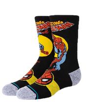 Accessories - Spider Man Socks (Youth)-2621861