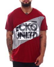 Ecko - Above Average V-Neck T-Shirt (B&T)-2620603