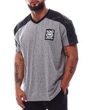 Ecko - The Jump Off V-Neck T-Shirt (B&T)-2620588