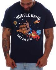 Hustle Gang - Planet Moves T-Shirt (B&T)-2620703