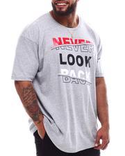Akademiks - Never Look Back T-Shirt (B&T)-2620723
