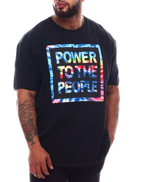 Akademiks - Power To The People T-Shirt (B&T)