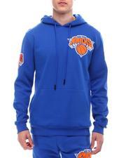 Men - New York Knicks Logo Hoody-2621617