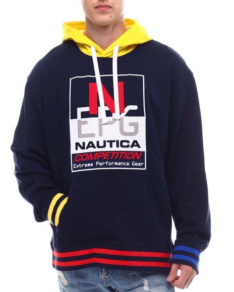 Nautica - Patch Hoodie