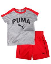 Sets - 2 Pc Performance Tee & Mesh Shorts Set (4-7)-2612650