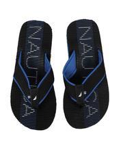 Nautica - Wayne Stripe Thong Sandals-2621745