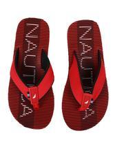 Nautica - Wayne Stripe Thong Sandals-2621754