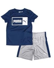 Sets - 2 Pc Performance Tee & Shorts Set (4-7)-2612568