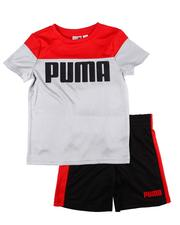 Sets - 2 Pc Performance Tee & Shorts Set (4-7)-2612583