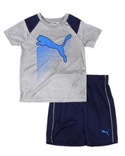 Sets - 2 Pc Performance Tee & Shorts Set (4-7)-2612630
