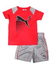 Sets - 2 Pc Performance Tee & Shorts Set (4-7)-2612645