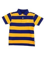 Polos - Striped Polo Shirt (4-7)-2612681