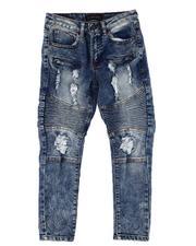 Jeans - Moto Stretch Jeans (8-18)-2612755