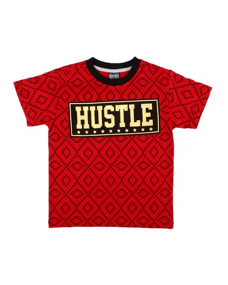 Arcade Styles - Hustle Tee (4-7)