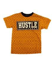 Boys - Hustle Tee (4-7)-2611163