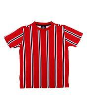 Boys - Basic Vertical Stripe Tee (4-7)-2611933