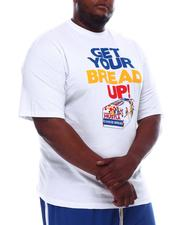 Big & Tall - Get Your Bread Up T-Shirt (B&T)-2621043