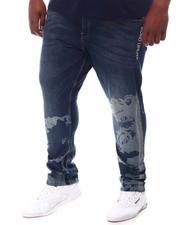 Jeans - Rhino Wrap Denim Jeans (B&T)-2619641