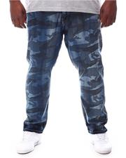 Ecko - Camo Mamo Denim Jeans (B&T)-2619694