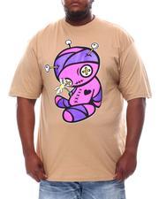 Men - Voodoo Doll T-Shirt (B&T)-2621035